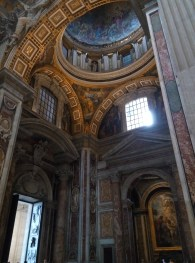 Vatican. Saint Paul's Cathedral.