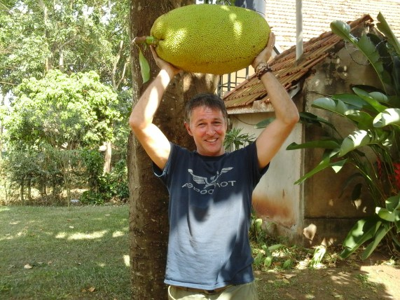 david with jackfruit