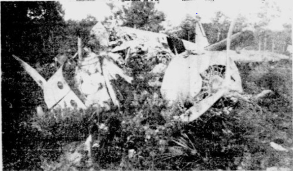 Daytonas Deadliest Airline Crash Aug 10 1937  Volusia
