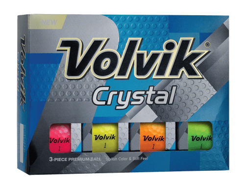 volvik crystal assorted