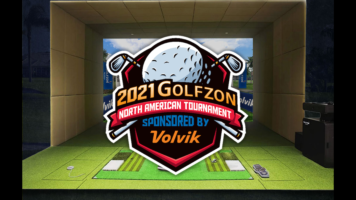 2021 GOLFZON North American Tournament sponsored by Volvik