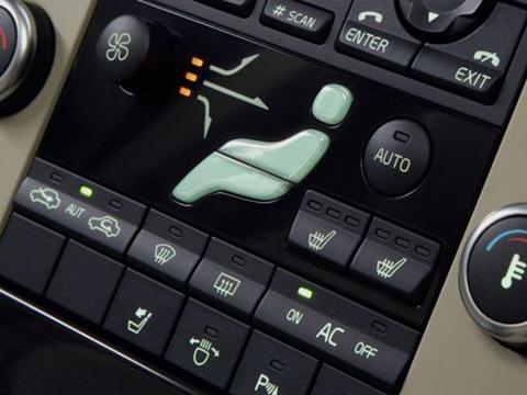 Chłodzenie i klimatyzacja Volvo