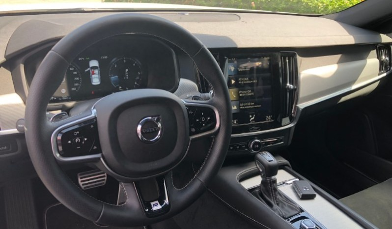 Volvo S90 D4 FWD Geartronic R-Design full