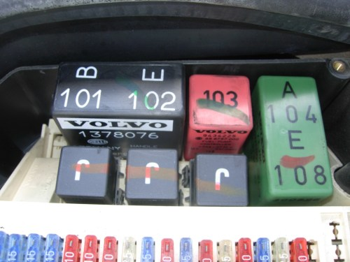 small resolution of 94 volvo fuse box 94 get free image about wiring diagram 1995 volvo 850 1994 volvo