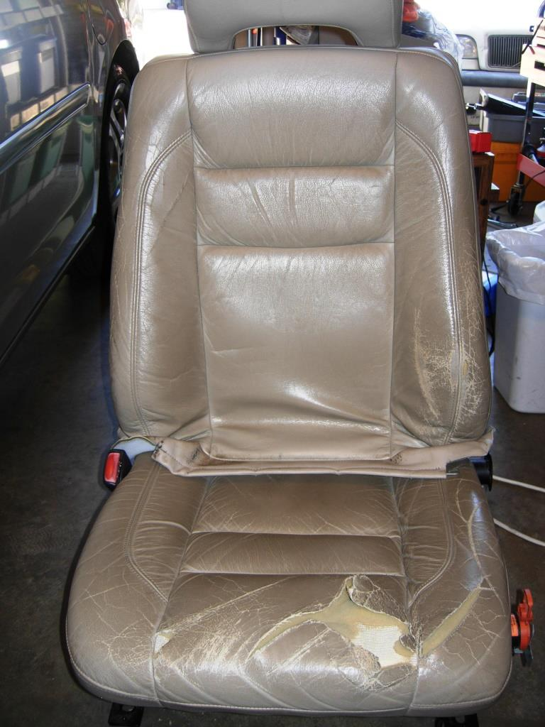 Seats  1997 Volvo 850 Wagon Project