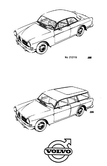 Volvo Amazon documentation