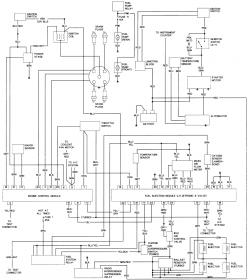 88 Volvo 240 Wiring Diagram Volvo 240 Trim Diagram wiring