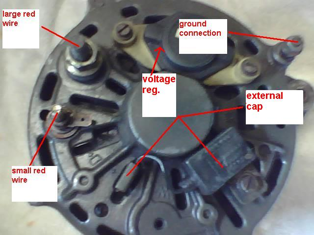 Alternator Wiring Diagram As Well Volvo Penta Starter Wiring Diagram
