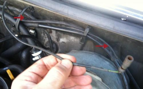 small resolution of  740 gl underhood mystery wire photo 2 jpg