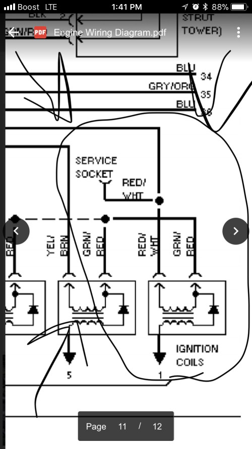 small resolution of 96 960 ignition wiring help 0390a706 e14d 48b9