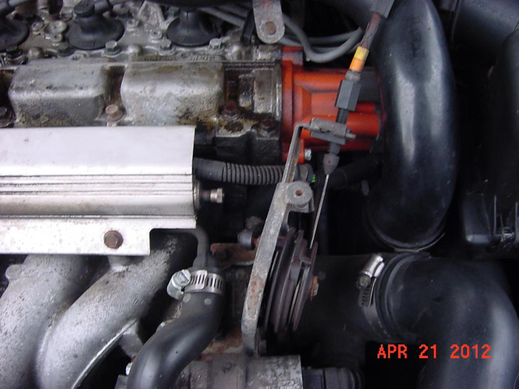 Where to check fuel pressure and how much  Volvo Forums