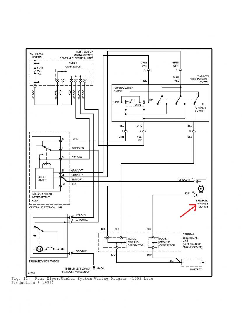 1997 Volvo 850 Cluster Wiring Diagram : 37 Wiring Diagram