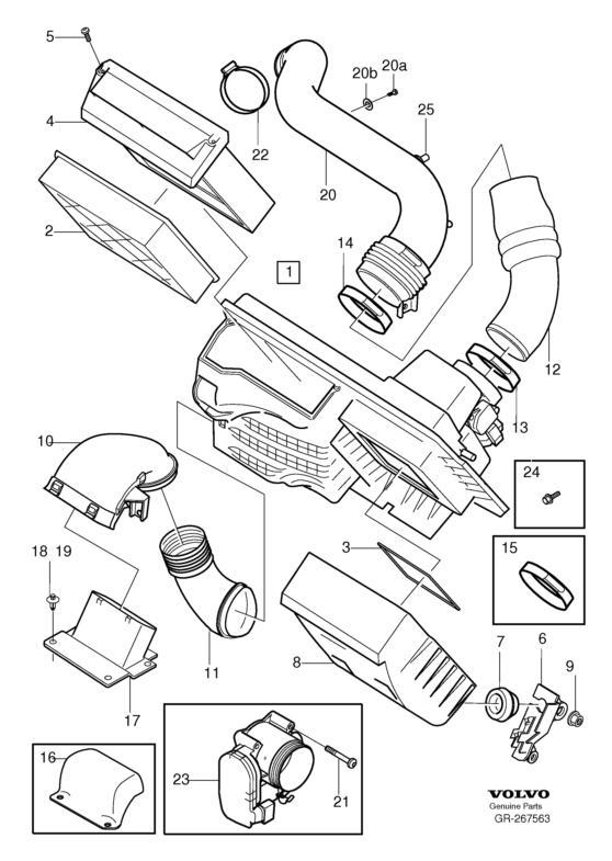 Volvo V50 Fuse Box Location. Volvo. Auto Wiring Diagram