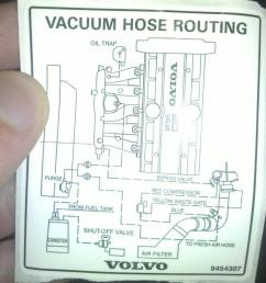 2000 c70 2 4 turbo vacuum hose diagram volvo forums volvo vacuum hose schematic for 1998 volvo s70 24 nonturbo [ 1068 x 797 Pixel ]