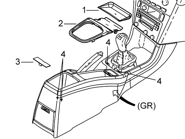 Service manual [How To Remove Sunroof Console 2000 Volvo
