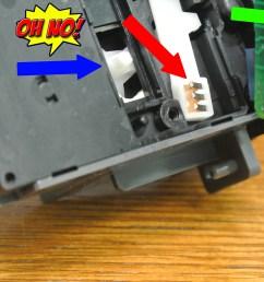 turn signal repair tutorial where clean w missing part5mb jpg [ 1616 x 1082 Pixel ]