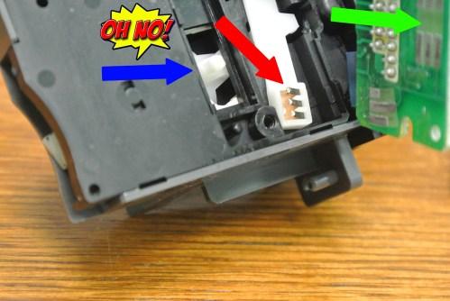 small resolution of turn signal repair tutorial where clean w missing part5mb jpg
