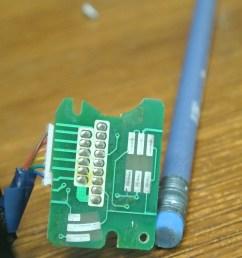 turn signal repair tutorial circuit board after cleaning5mb jpg [ 1079 x 1612 Pixel ]