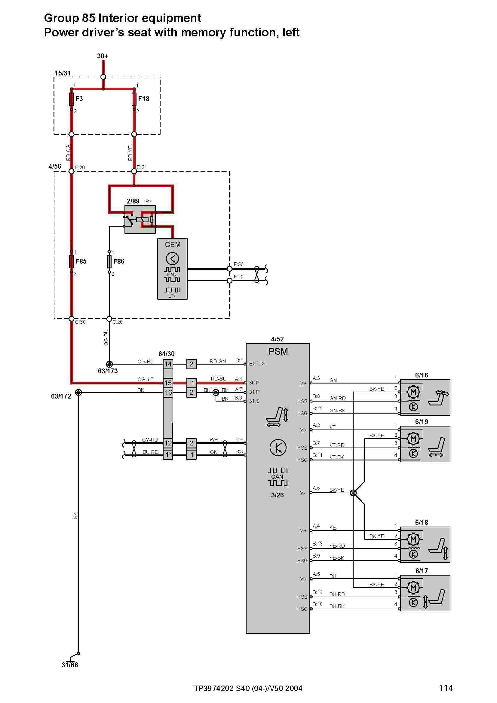 dta s40 pro wiring diagram evinrude etec 150 volvo diagrams v40 library 2006 v50 power seat problem forums