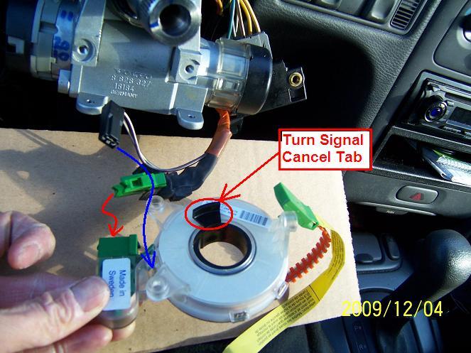 2006 Volvo Xc90 Wiring Diagram Diy 1998 Volvo V70 Replacing Clockspring Airbag Horn
