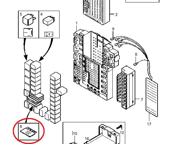 2001 Volvo V70 Cargo Area Fuse Box : 34 Wiring Diagram