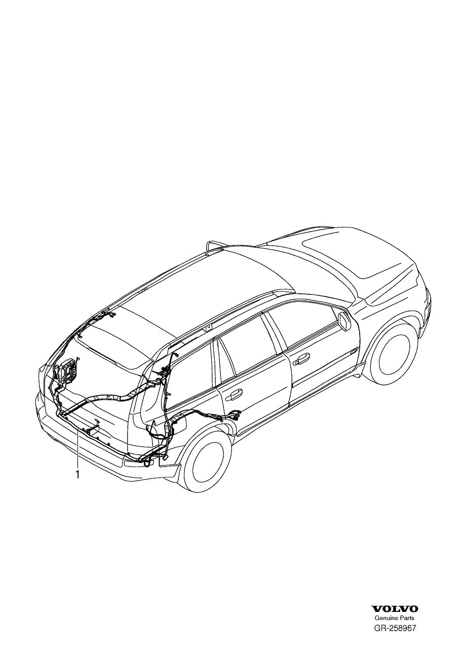 WRG-7045] Volvo S40 Fuse Box Diagram 2005 S40 on