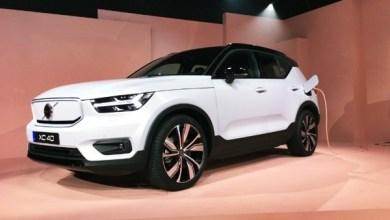 2022 volvo v40 facelift design - volvo review cars