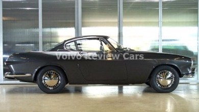 Volvo 1962 P1800 Review