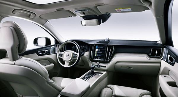 New Volvo XC60 2022 Interior