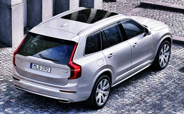 2021 Volvo XC90 T8 Twin Engine