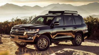 New 2022 Toyota Land Cruiser Redesign