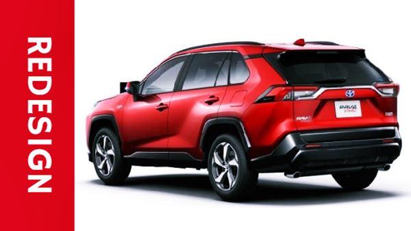 Toyota Rav4 2023 Redesign