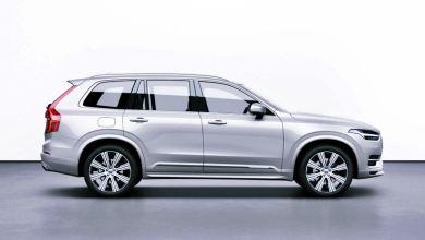 2022 Volvo XC90 Be Redesigned