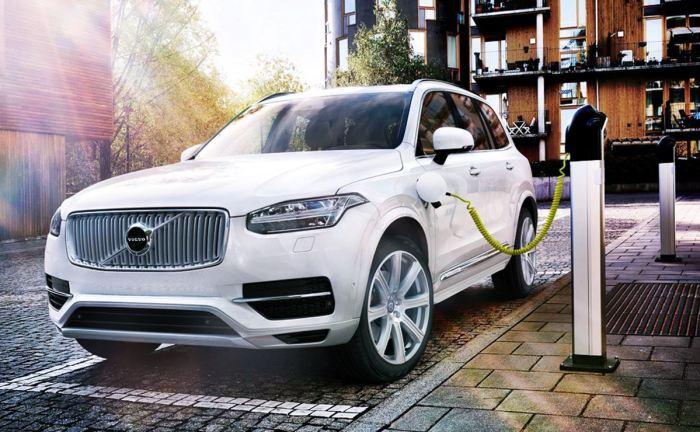 2022 Volvo XC90 Electric