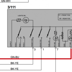 Wiring Diagram For Front Fog Lights Opel Corsa C Ecu 07 Volvo S40 Light The Bottom 86 Would Be Connected To Switch Question Is What Should I Splice It On My Panel In Car