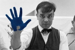 Yves Klein - A New World Calls for a New Man