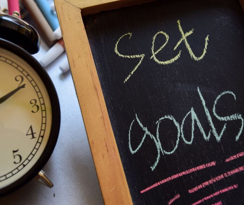Goal setting helps you focus your drum practice time.