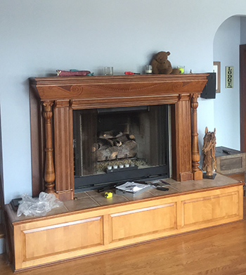 Cincinnati Fireplace Repair