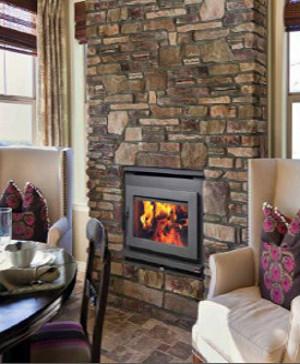 Pacific Energy FP30 Fireplace  Vonderhaar