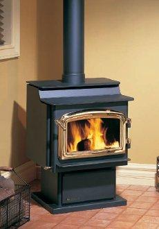 Regency Classic S2400 Wood Stove  Vonderhaar