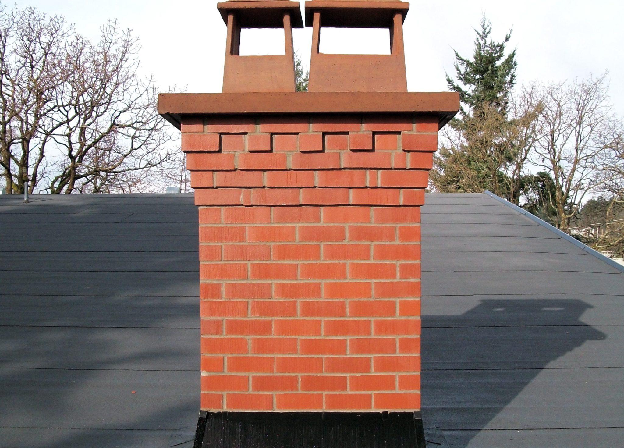 Do it Yourself Brick Chimney Repair  Vonderhaar