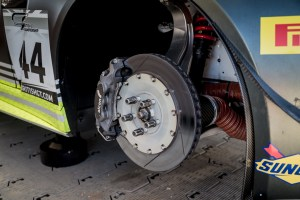 Jaguar F-Type GT4 disc brake