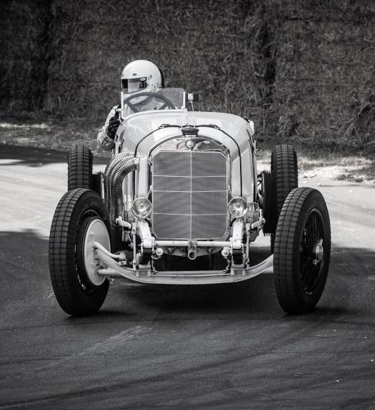 Pre-war Mercedes