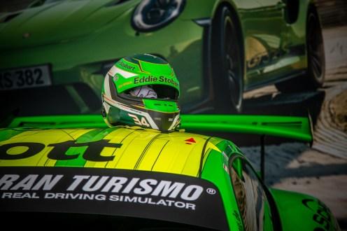 Gren crash helmet