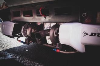 Porsche 935 twin turbos
