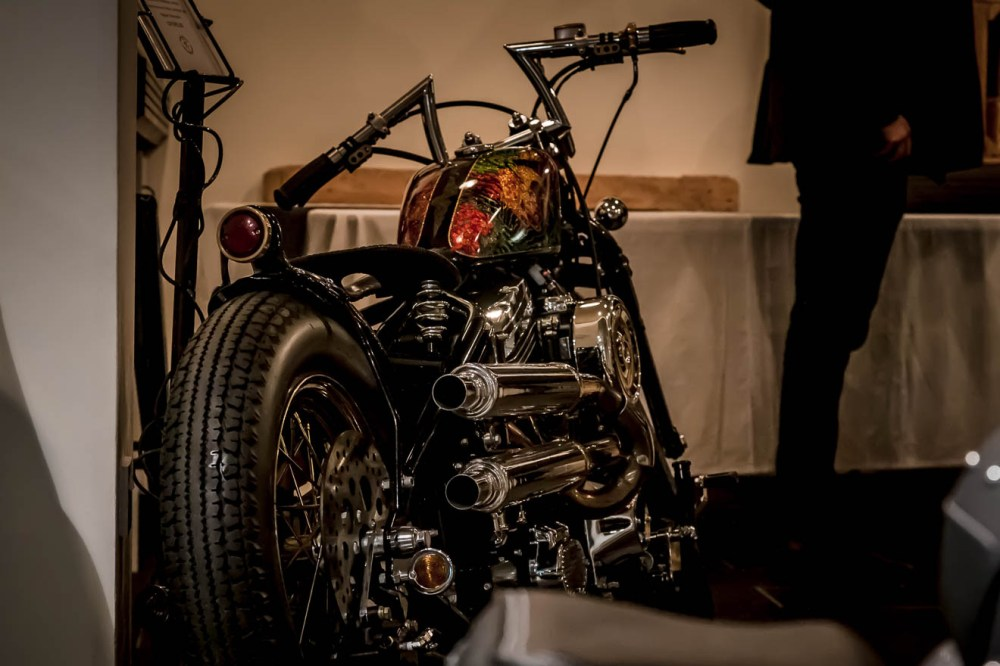 Zero Engineering custom bobber