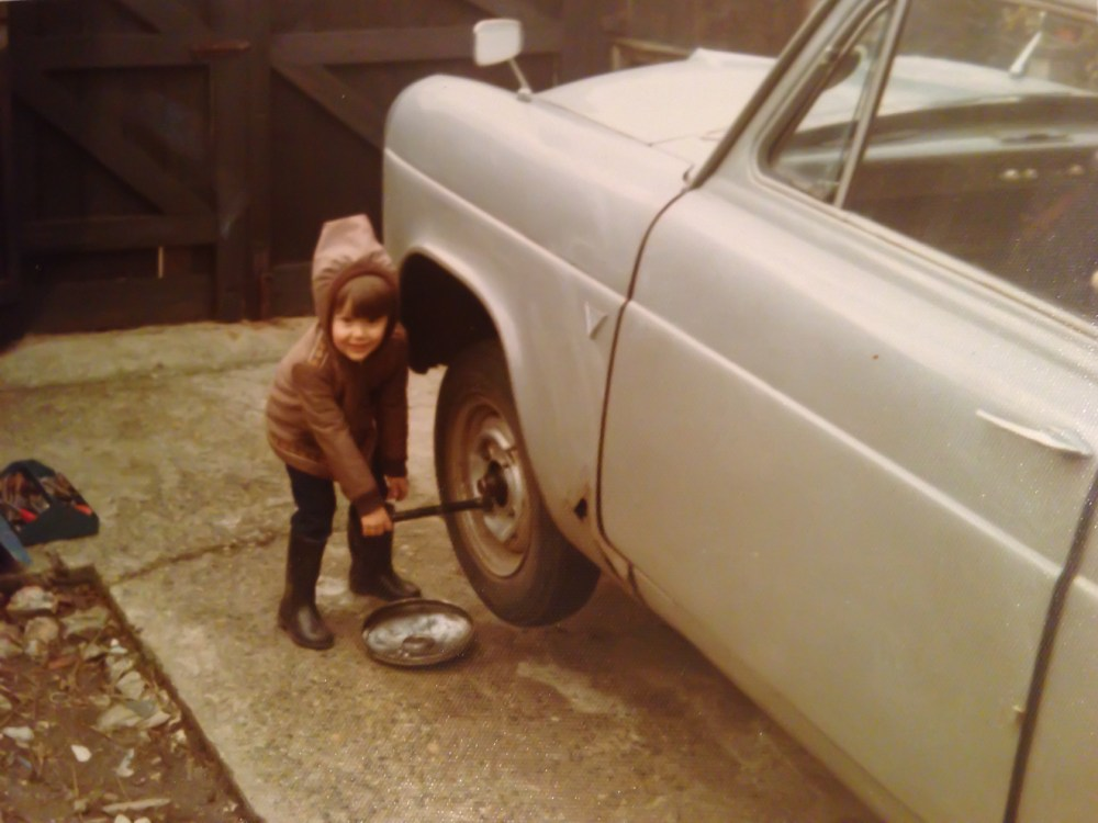 Working on Ford 100E ~ 1974
