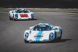 You can never have enough Porsche 910's in your viewfinder, Goodwood Revival.