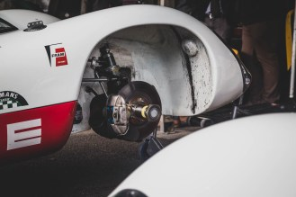 Porsche 910 breaks, Goodwood Revival.