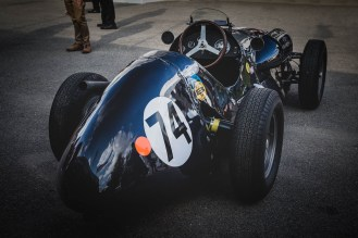 Rob Walker livery, Goodwood Revival.